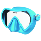 # Seac Mantra MD Tauchmaske - Hellblau - Abverkauf