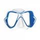 Mares X-Vision Ultra Liquidskin Tauchmaske - Blau Weiß