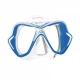Mares X-Vision Ultra Liquidskin Tauchmaske - Blau Klar