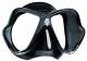 Mares X-Vision Ultra Liquidskin Tauchmaske - Schwarz