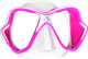 Mares X-Vision Ultra Liquidskin Tauchmaske - Pink