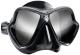 Mares X-Vision Ultra Liquidskin Tauchmaske - Silber verspiegelt