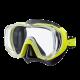 Tusa M-3001 Freedom Tri-Quest - Schwarz Gelb
