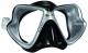 Mares Tauchmaske X-Vision LiquidSkin - schwarz/schwarz