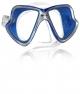 Mares Tauchmaske X-Vision LiquidSkin inkl. opt. Gläser. blau-transparent