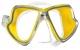 Mares Tauchmaske X-Vision MID LiquidSkin - gelb