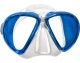 Mares Tauchmaske X-VU LiquidSkin blau/blau