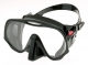 Atomic Aquatics Frameless - Schwarz - Rot