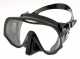 Atomic Aquatics Frameless - Medium Fit - Schwarz - Lila
