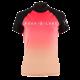 # Aqualung Rashguard Damen (2018) - Kurzarm - Black Souffle Pink - Gr: XL