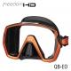 Tusa Tauchmaske M-1001 Freedom HD - Energie Orange