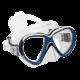 Tauchmaske Reveal X2 - Klares Silicone - New Blue