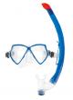 ScubaPro Pantai Combo Set - Transparent Blau