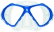 Scubapro Tauchmaske SPECTRA MINI - Silikon: transparent - Rahmen: Shadow Blue
