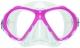 Scubapro Tauchmaske SPECTRA MINI - Silikon: transparent - Rahmen: pink