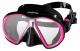 SubFrame Tauchmaske - schwarz/pink