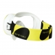 Aqualung Fast Strap - Maskenband - Tropical Yellow
