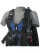 Zeagle Wingjacket Zena - Frontteil - Blue - Gr: XS