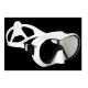 Apeks VX1 White - Black - klares Glas - Maske