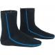 BARE SB Mid Layer Boot Liner - Fleecesocken - Gr. 2XS/XS