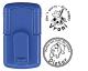 Smart-stamp - Größe: ø 24 mm - blau