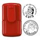 Smart-stamp - Größe: ø 24 mm - rot