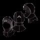 Kallweit Kopfhaube - 5/7 mm - für IDM - Vollgesichtsmaske - Gr: S