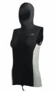 # Lavacore Weste mit Kopfhaube - Damen - Größe 3XS - Restposten