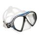 Favola - clear silicone - metal blue