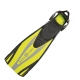 Aqualung Flosse Express ADJ - hot lime - Gr: M (R)