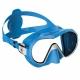 Aqualung Plazma Tauchmaske - blau/weiß