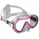 Aqualung Plazma Tauchmaske - transparent/pink