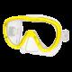 Tusa Tauchmaske Kleio II - Fluor Yellow