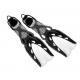 # Mares - Geräteflosse X-Stream mit Bungee - Farbe: transparent schwarz - Größe: S - Restposten