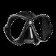 Mares Tauchmaske X-Vision - Schwarz Antrazit