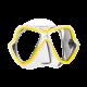 Mares Tauchmaske X-Vision - Klar Gelb