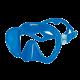Mares Tauchmaske - Tropical Einglasmaske - Blau