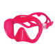 Mares Tauchmaske - Tropical Einglasmaske - Pink