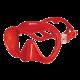 Mares Tauchmaske - Tropical Einglasmaske - Rot