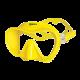 Mares Tauchmaske - Tropical Einglasmaske - Gelb