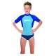 Rash Guard Junior - Langarm - Boys - Gr: XL