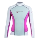 # Mares Trilastic Rash Guard - Langarm - She Dives - Pink - Gr: 2XS