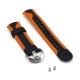 Armband Mares Smart - orange schwarz
