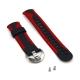 Armband Mares Smart - rot schwarz