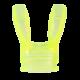 Mares jAX Mundstück - einzeln - Gelb