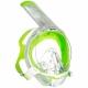 Mares Sea VU Dry R+ - Schnorchelmaske - Gr. S-M - white/lime §