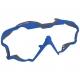 Mares Wire Color Frames - Maskenwechselrahmen - blau/grau