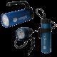 Nanight - Tauchlampen-Set - Sport 2 Blau & Tech 2 Blau