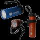 Nanight - Tauchlampen-Set - Sport 2 Blau & Tech 2 Rot