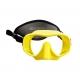 Oceanic Shadow inkl. Neoprenband - Tauchermaske - gelb